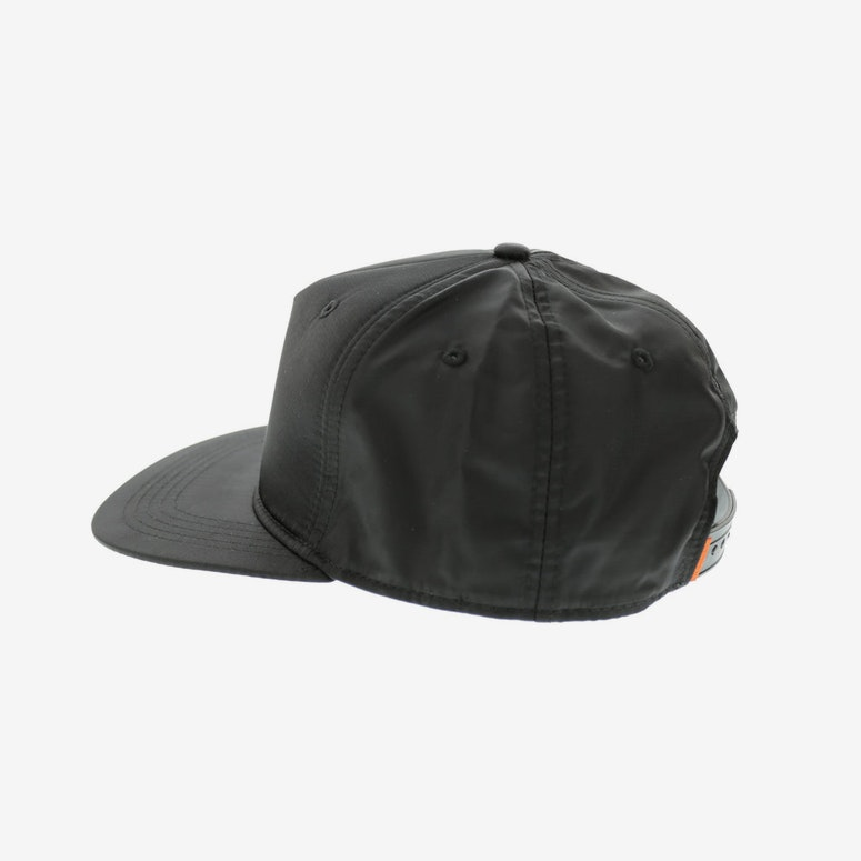 Crooks & Castles Logo Snapback Black