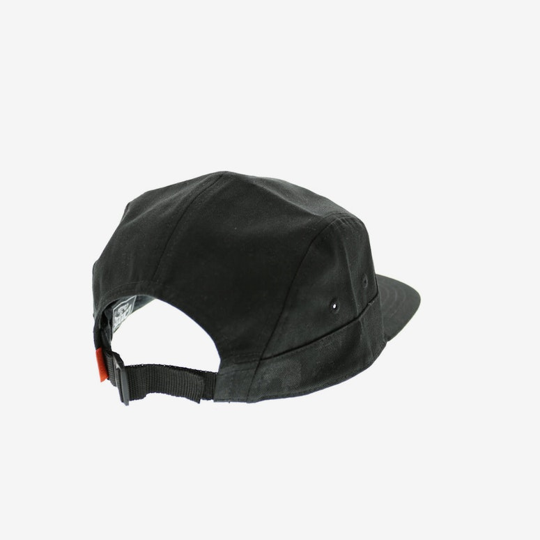 Crooks & Castles Beveled Hybrid 7 Panel Black
