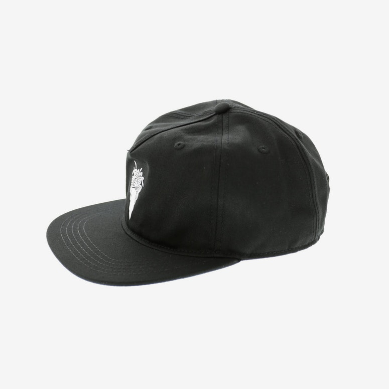 Crooks & Castles Bands Snapback Black