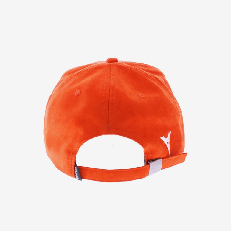 Carré Iron Lady Suede Strapback Orange