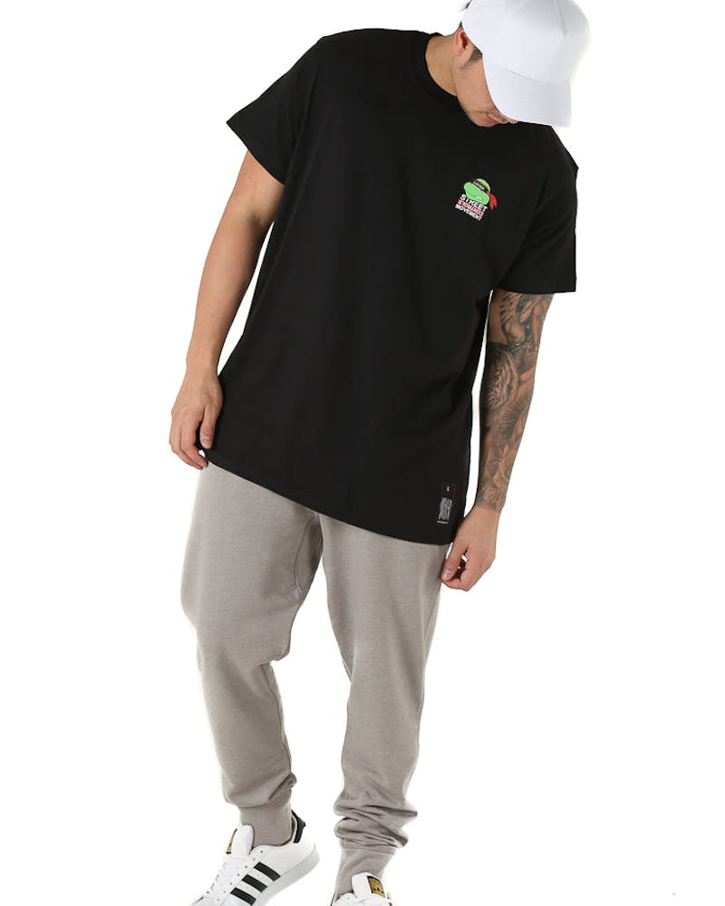 Loiter NYC Turtle Power Tee Black