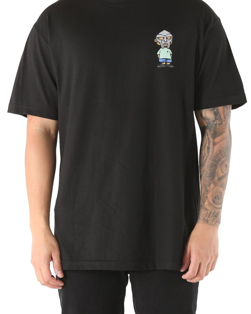 The Hundreds Villy Tee Black