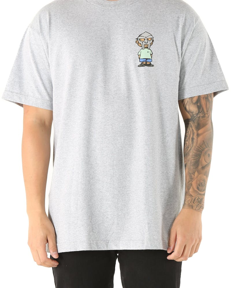The Hundreds Villy Tee Heather Grey