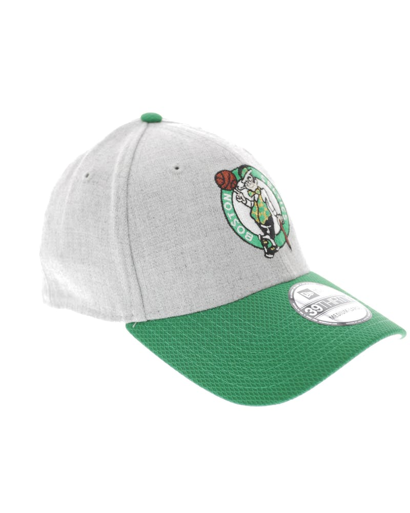 New Era Celtics Heather Redux 3930 Green/Grey