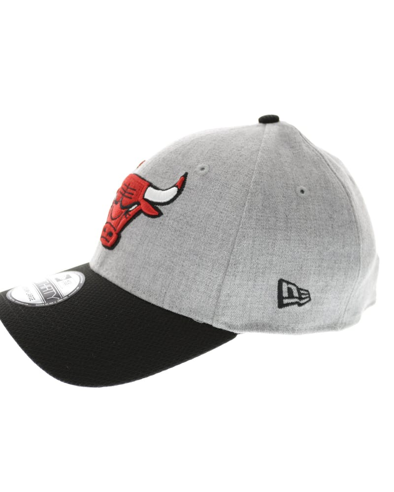 New Era Bulls Heather Redux 3930 Black/Grey