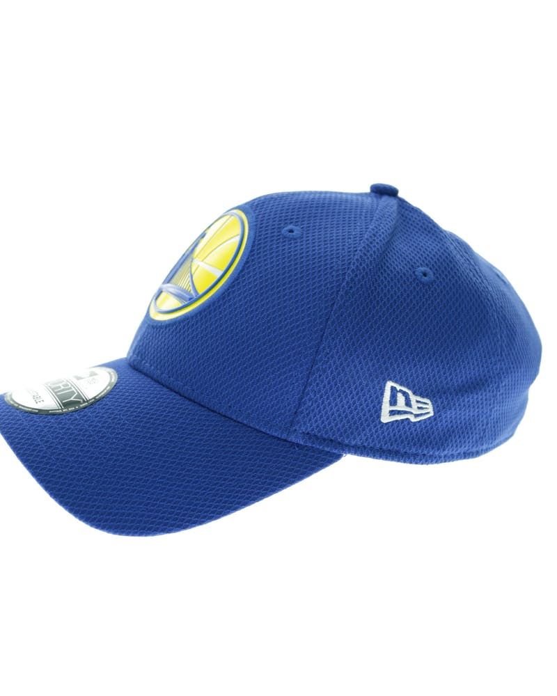 New Era Warriors Bevel Logo Velcroback Royal/Yellow