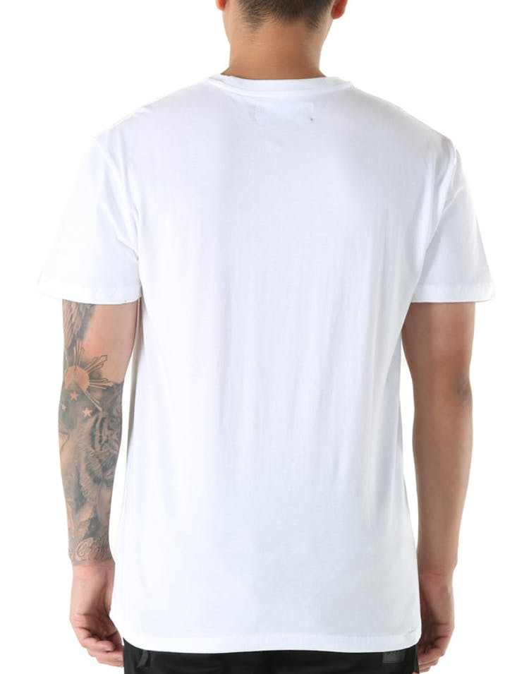 1596ab35699 Civil Regime Poison Embroidery Tee White – Culture Kings US