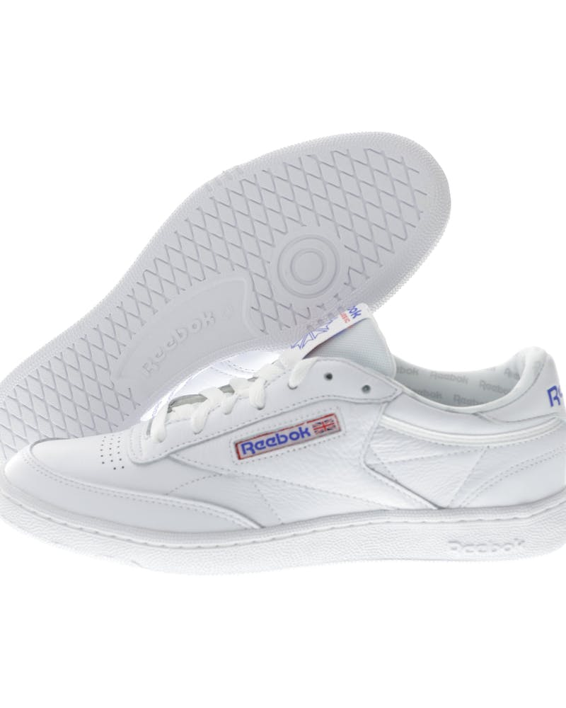 Reebok Club C 85 SO White/Blue