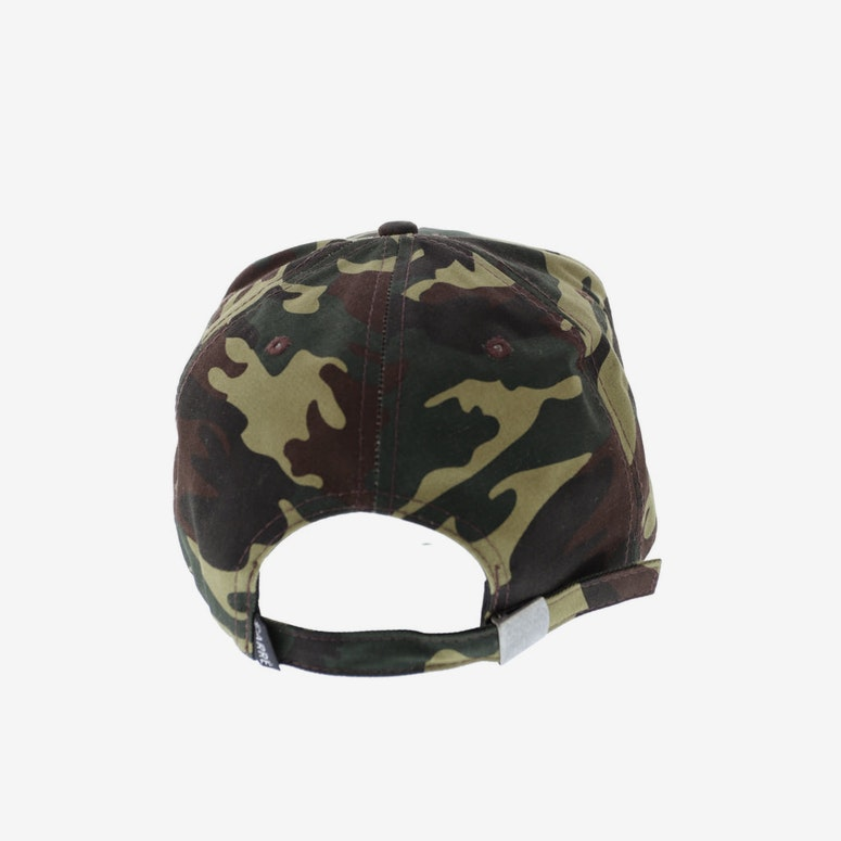 Carré Inclined Strapback Camo