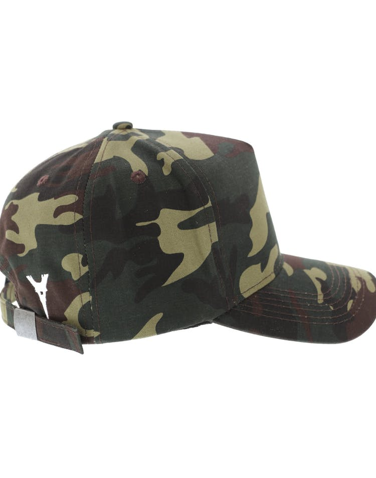 Carré Iron Lady Strapback Camo