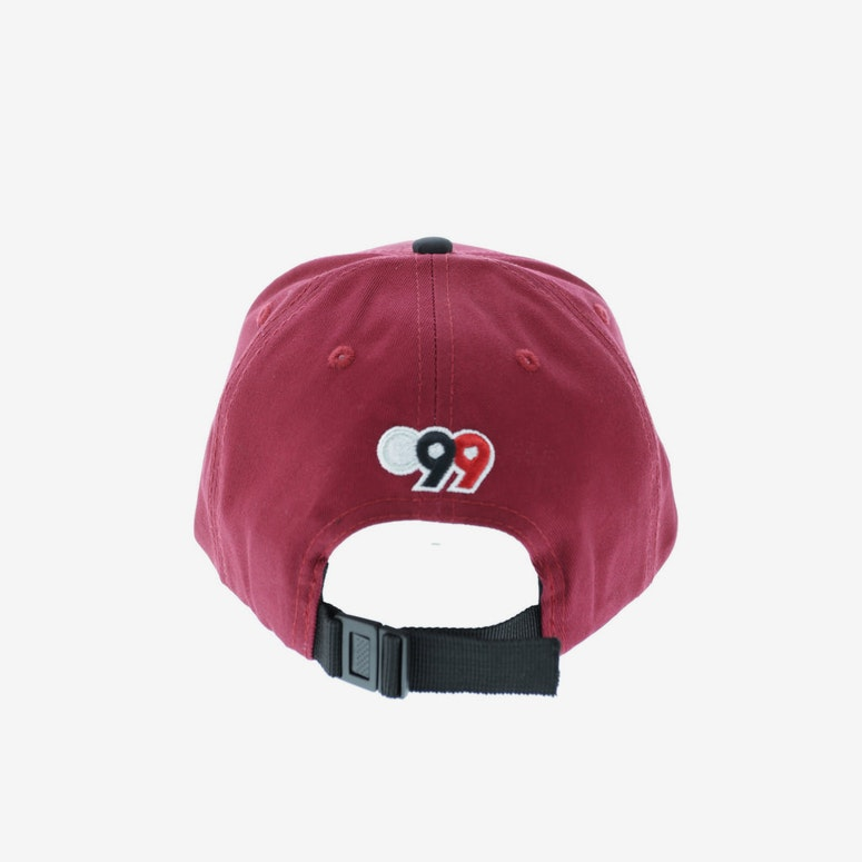 Class Of 99 Problems Clip Back Red/Black