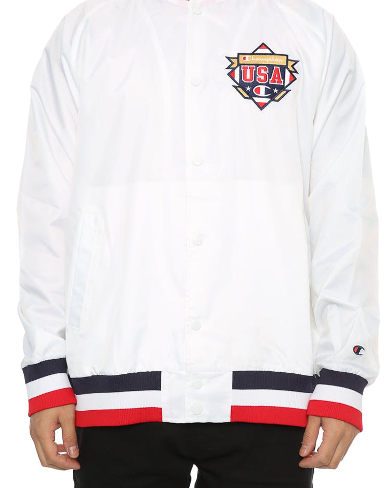 Champion The Victory Jacket White