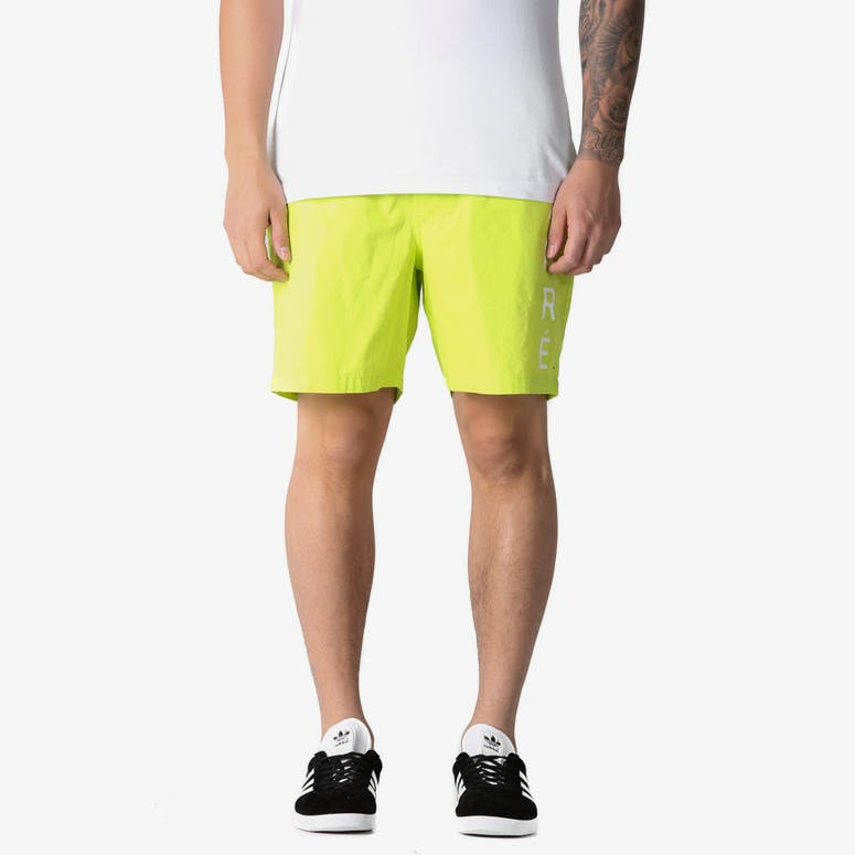 Carré Longitude Short Lime