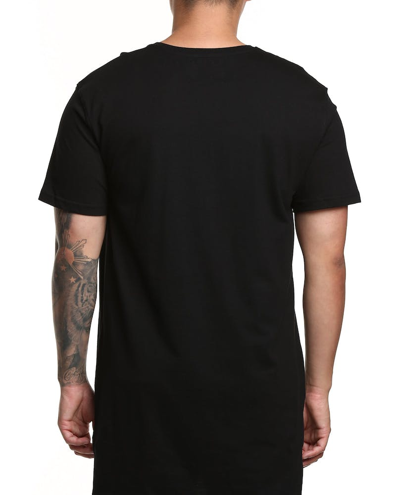 Carré Voile Capone SS Tee Black
