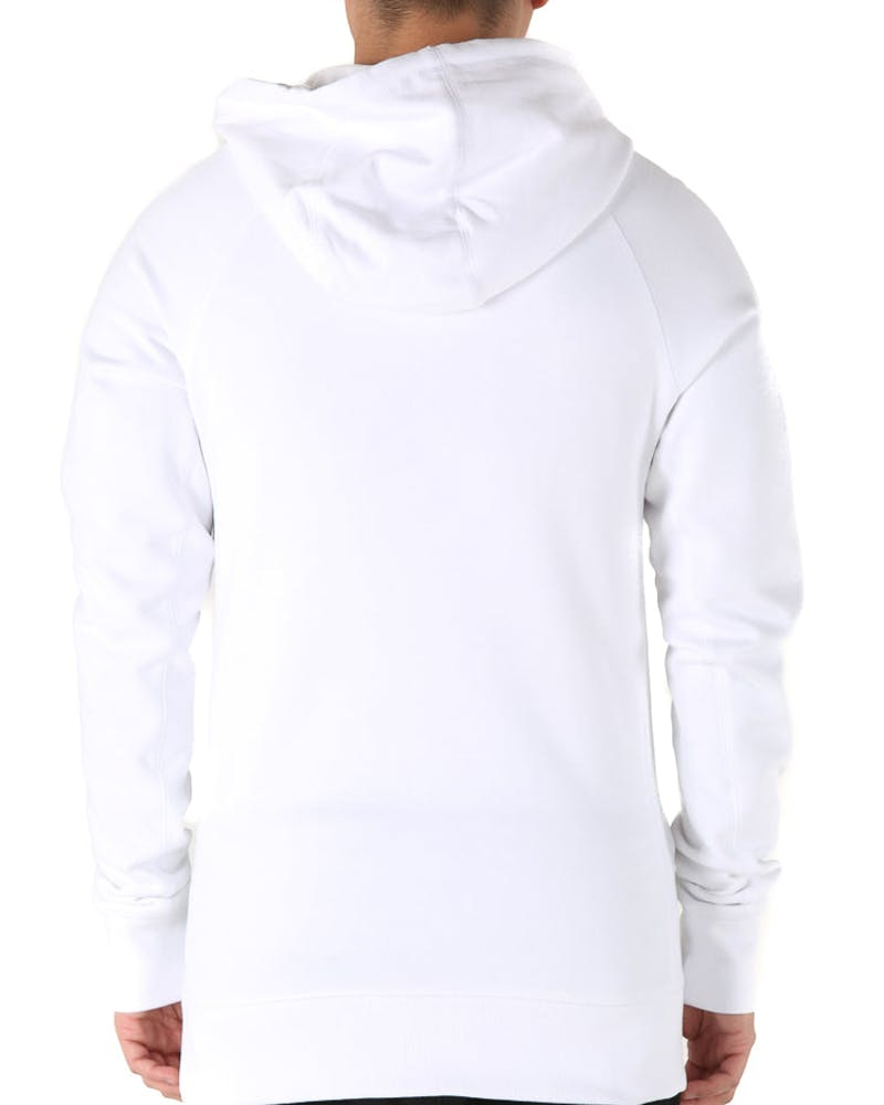Goat Crew Uzi Embroidered Hood White