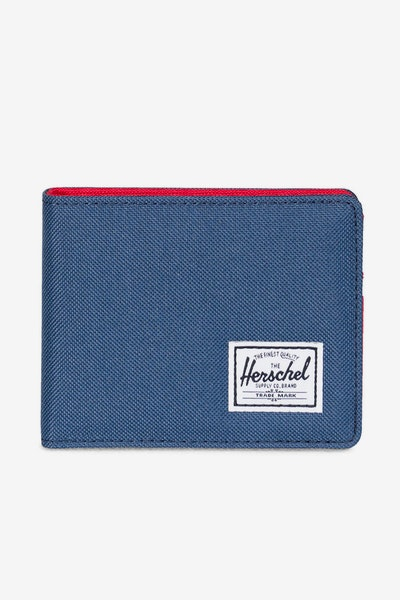 Herschel Supply Co Roy Wallet Navy/Red