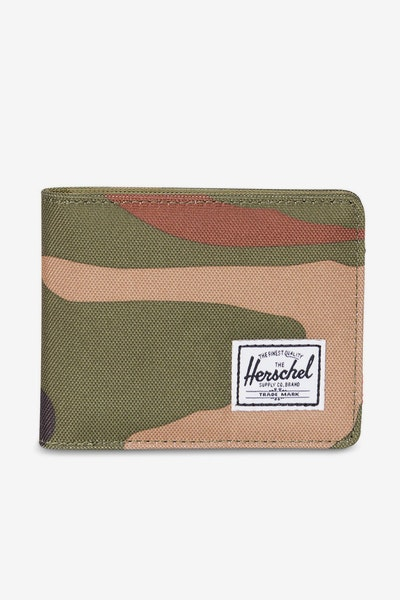 Herschel Supply Co Roy Wallet Camo