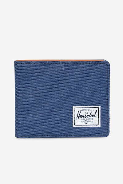 Herschel Supply Co Hank Wallet Navy/Tan