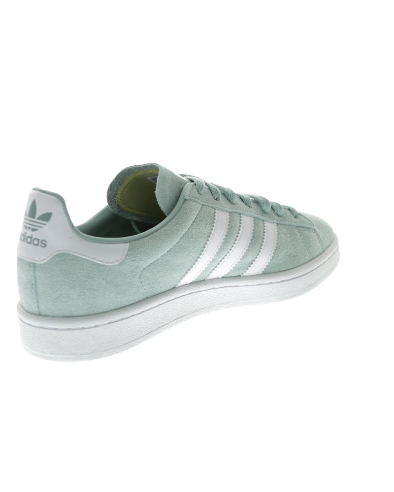 Adidas Campus Green/White