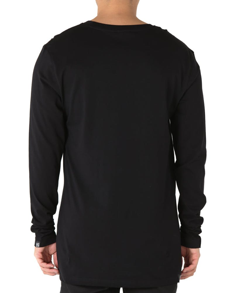 Goat Crew Dead Friends L/S Tee Black
