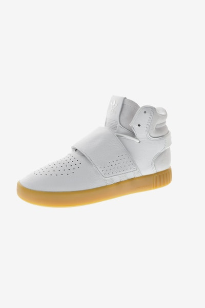 Adidas Originals Tubular Invader Strap White/Gum