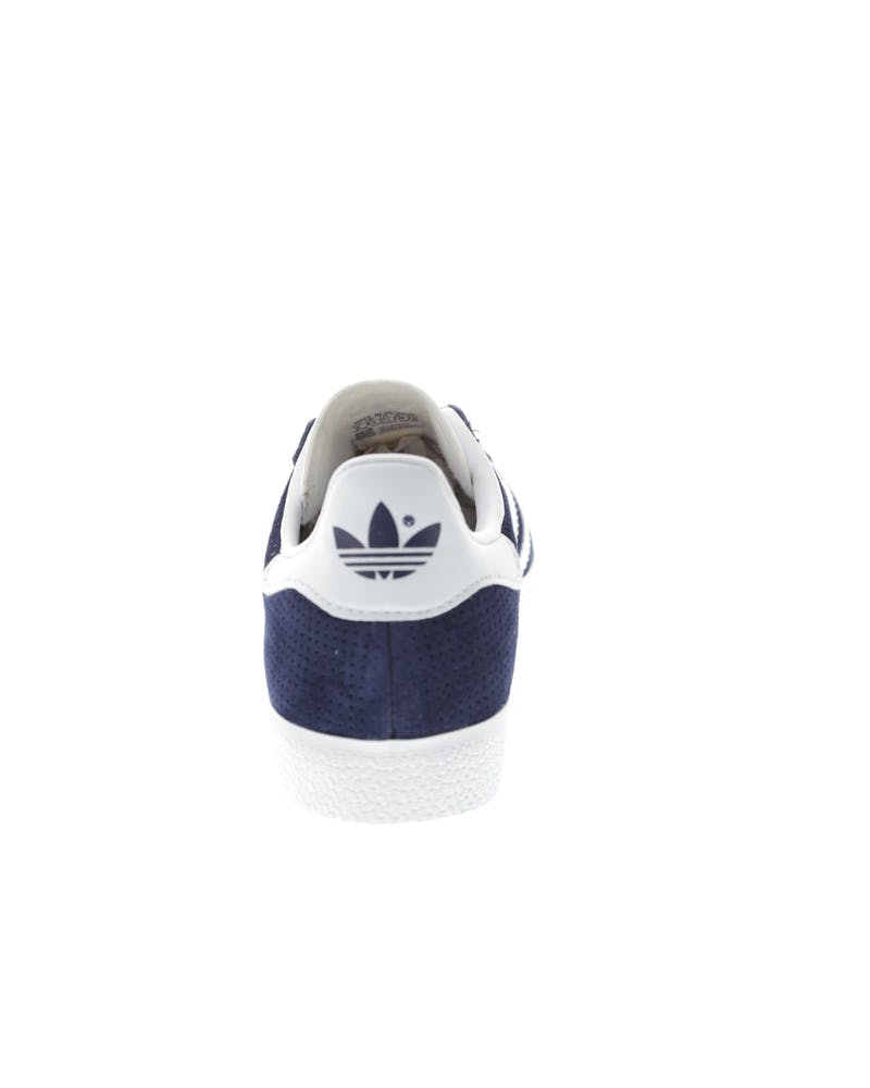 Adidas Originals Women's Gazelle Navy/White
