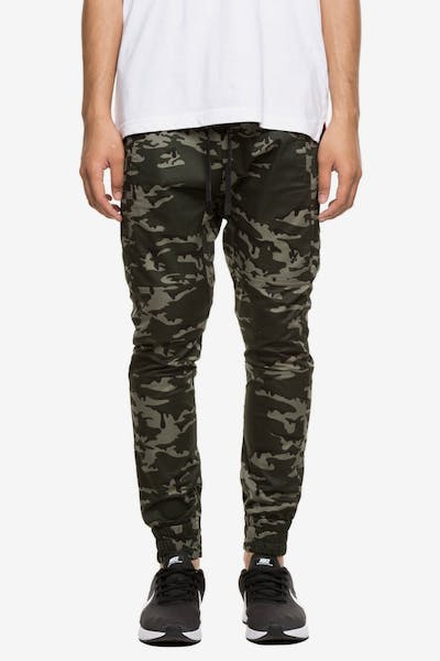 The Anti-Order Component Sneaker Pant Camo