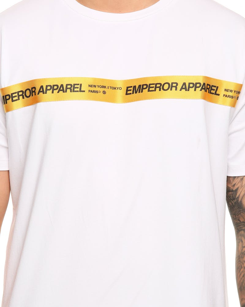 Emperor Apparel Blanc T-Shirt White