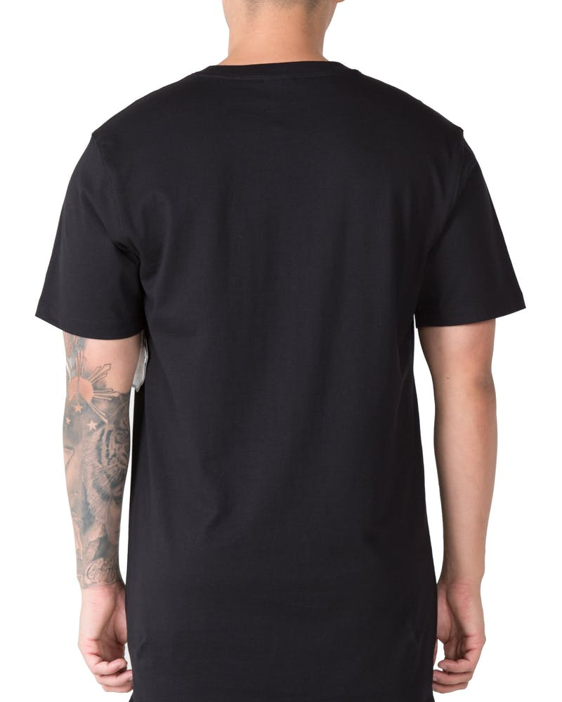 Goat Crew Starting 5 Tee Black