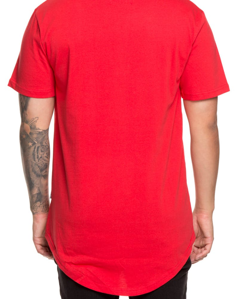 Saint Morta Ultima El Duplo SS Tee Red