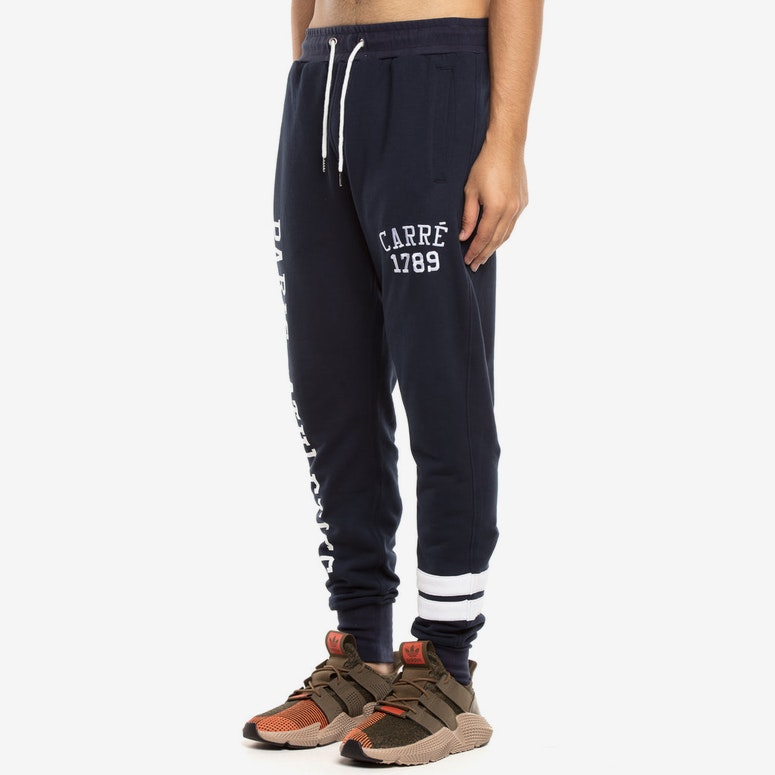 Carré Paris Athletics Trackpants Navy