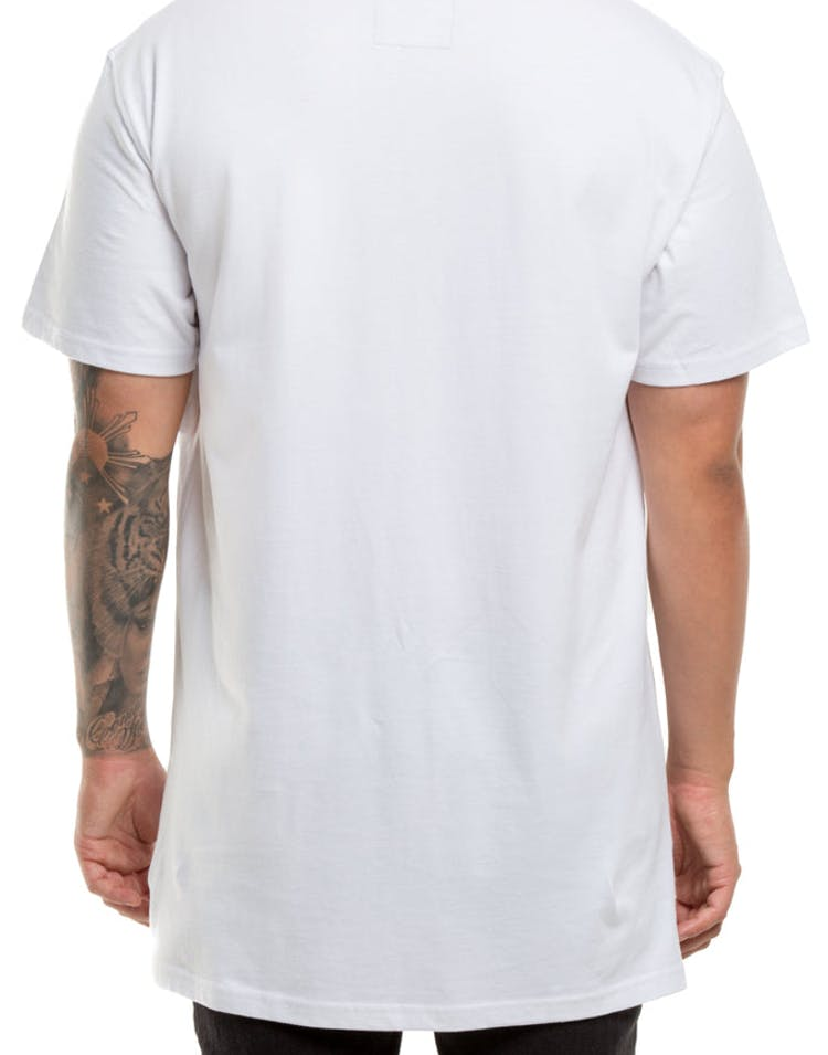 Carré Campaign Divise SS Tee White