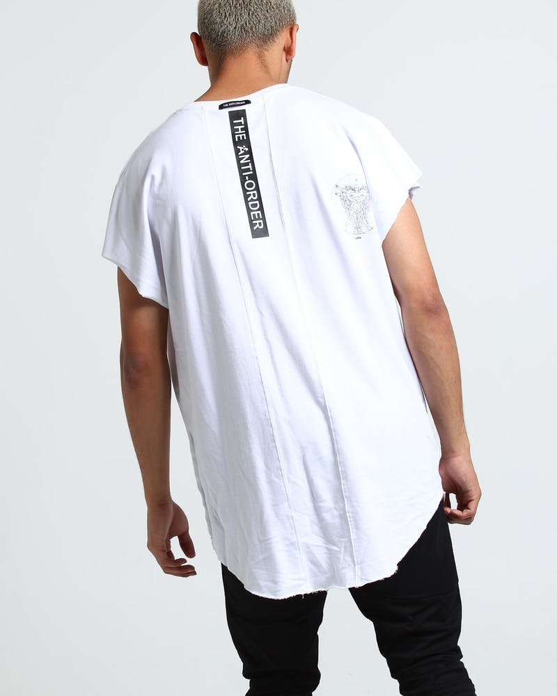 The Anti-Order Non Davinci Bat Sweat White