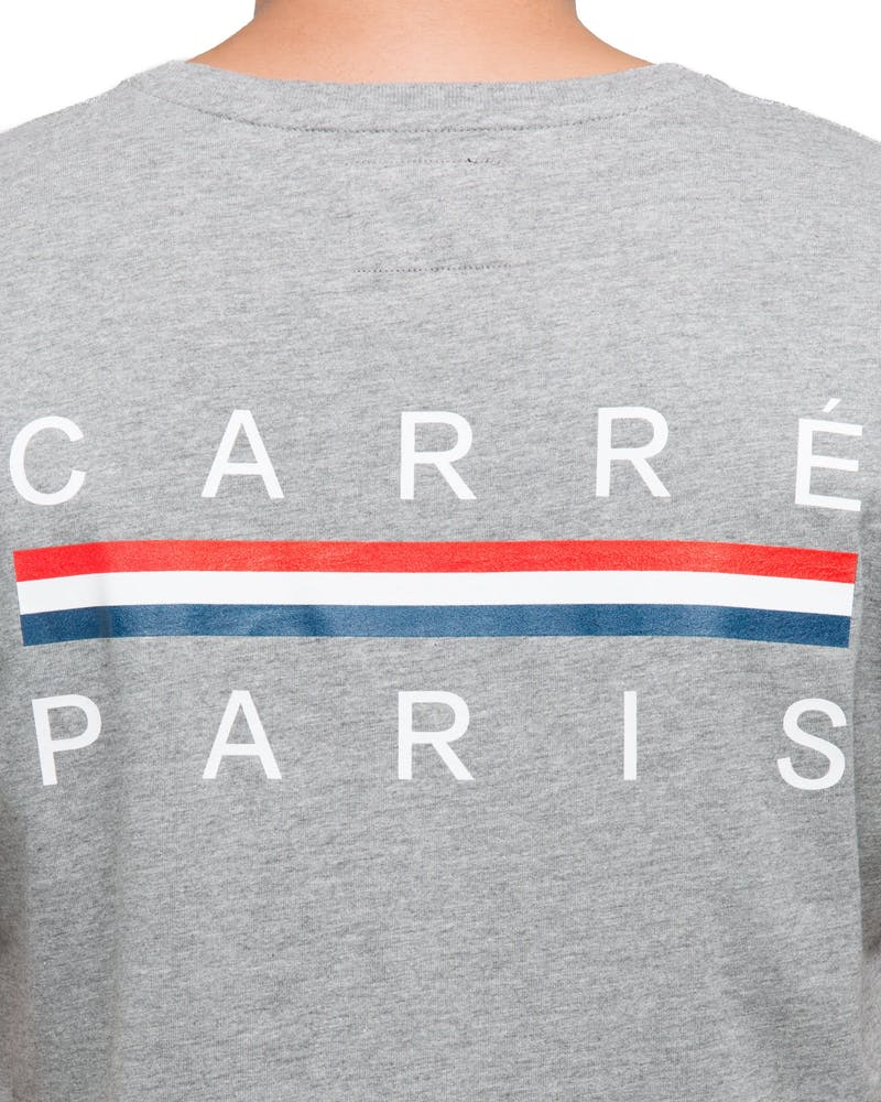 Carré Bannerol Capone SS 3 Tee Grey