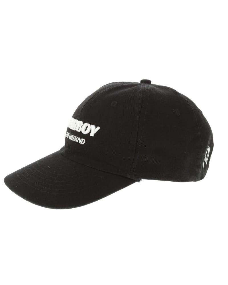 The Weeknd Starboy Cap Black