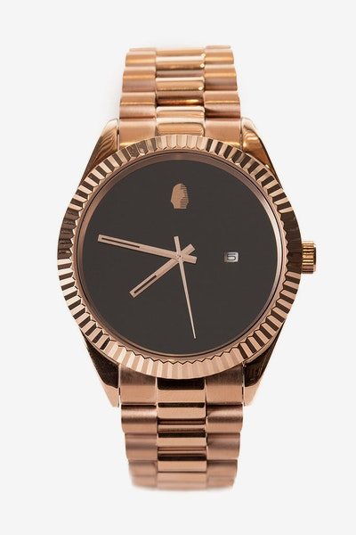 Last Kings Tutt Watch XL Rose Gold