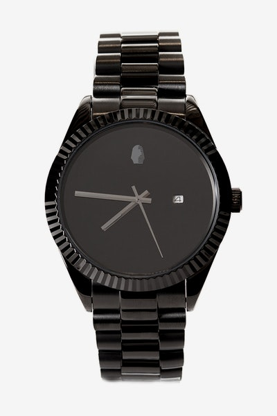 Last Kings Tutt Watch XL Black