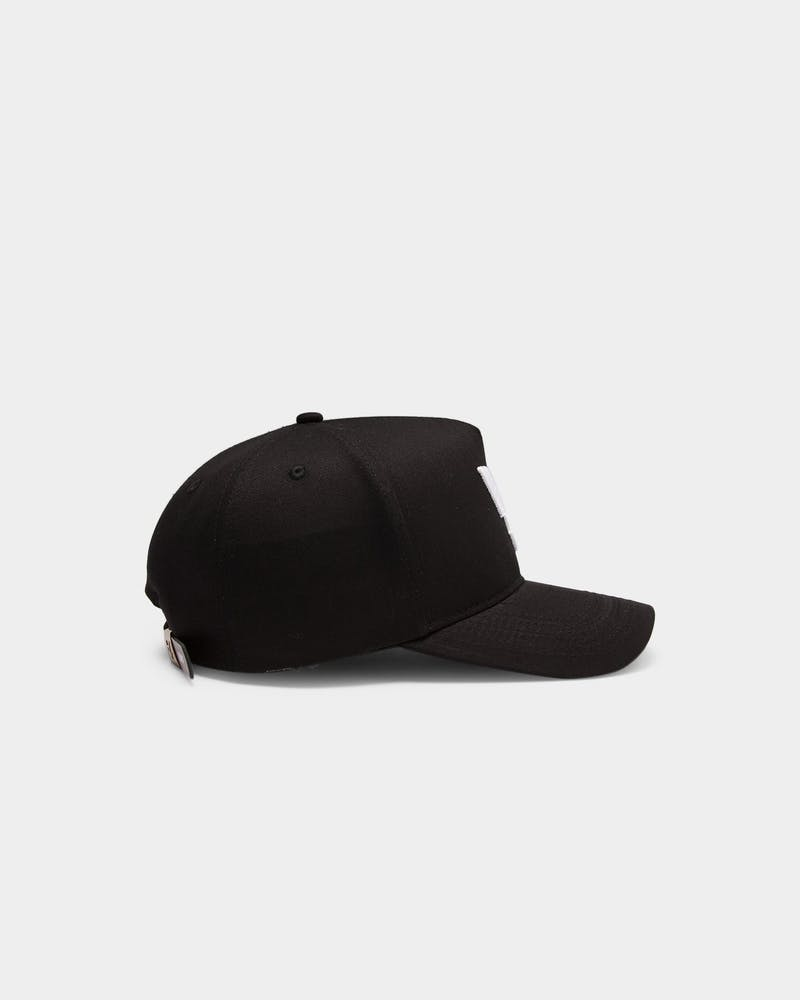The Anti-Order A Logo Strapback Black/White