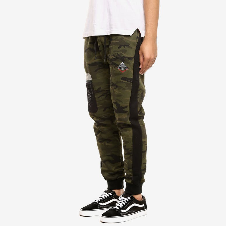Black Pyramid Space Pant Camo