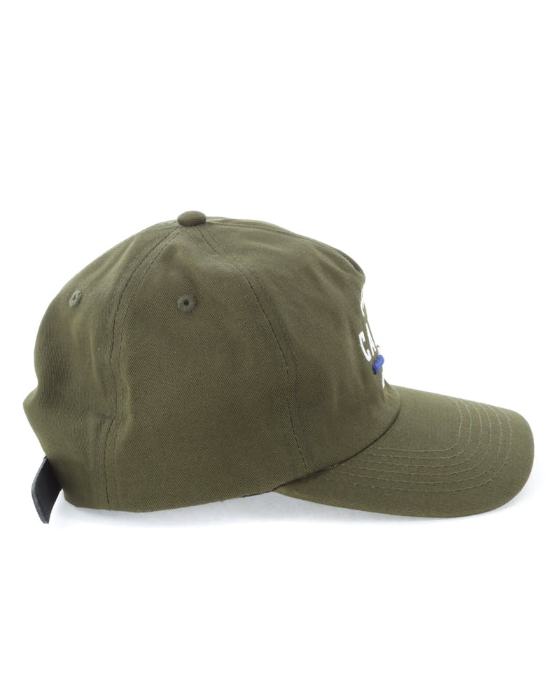 Carré Capitale Strapback Olive
