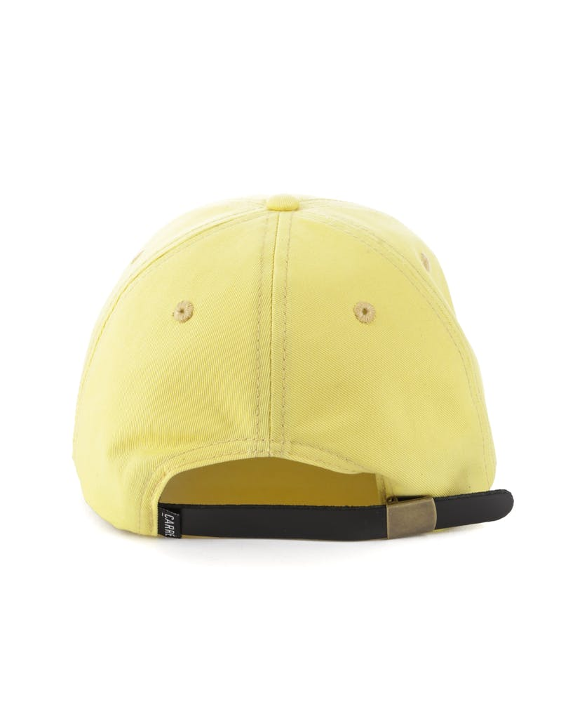 Carré Capitale Strapback Yellow
