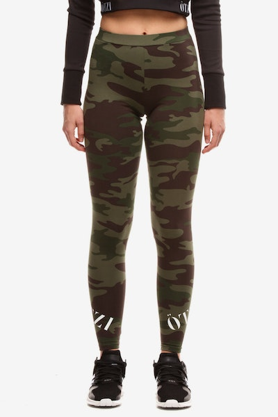 Ötzi Cusp Tights Camo/White