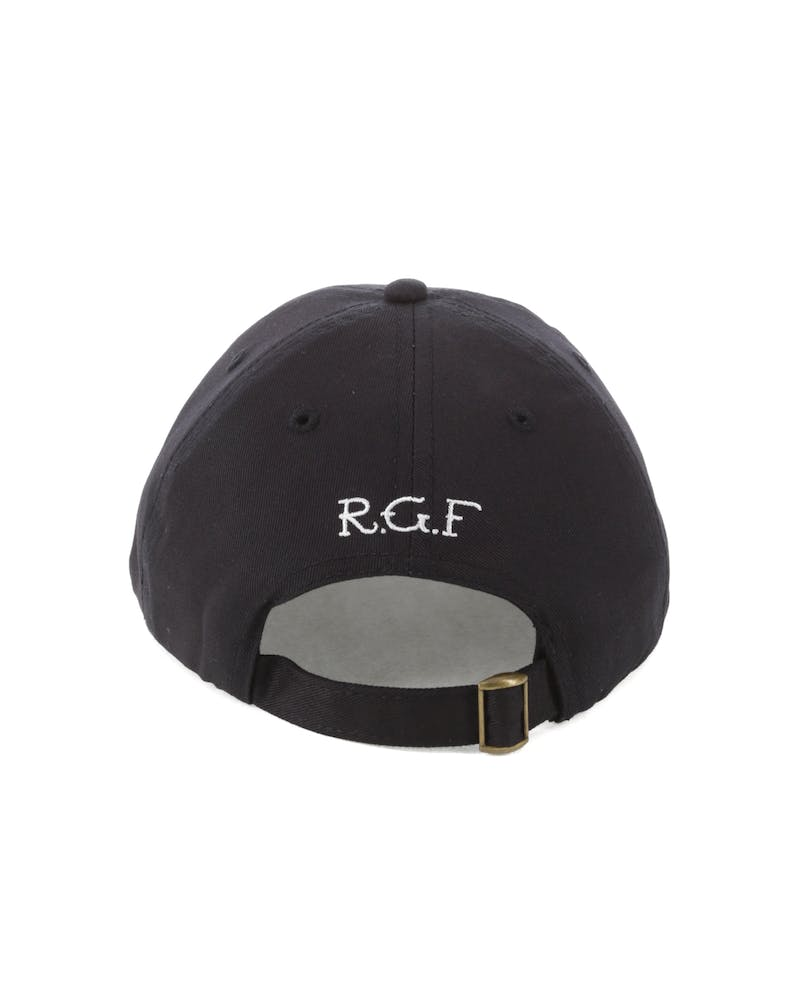 Rats Get Fat Panther Girl Strapback Black