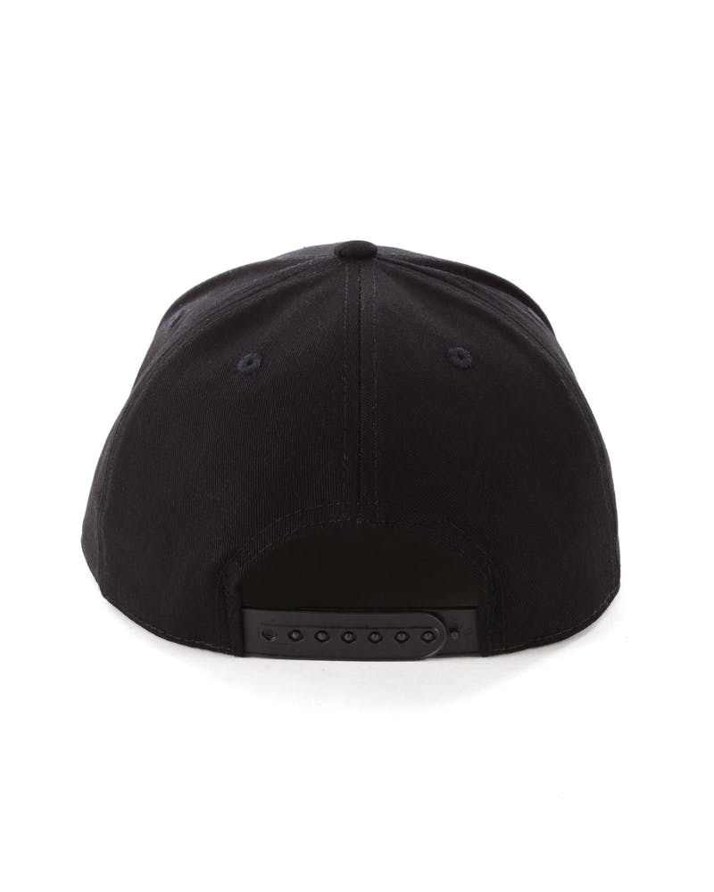 Black Pyramid Pyramid 2.0 Snapback Black/Orange