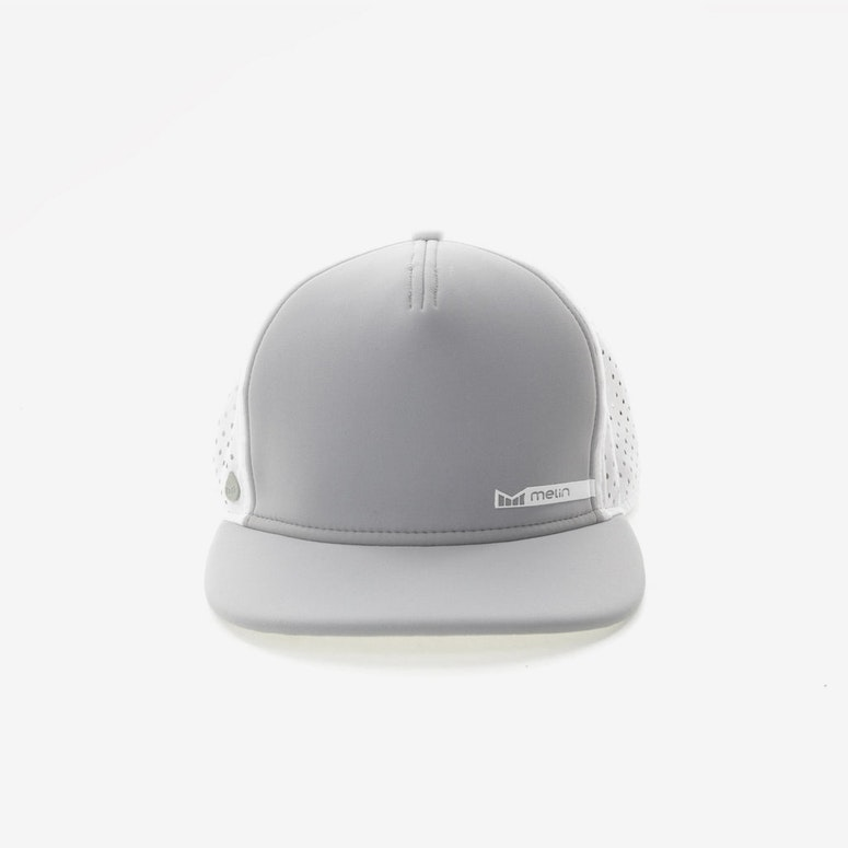 cheap for discount ffe72 d016a Melin Amphibian Snapback Light Grey