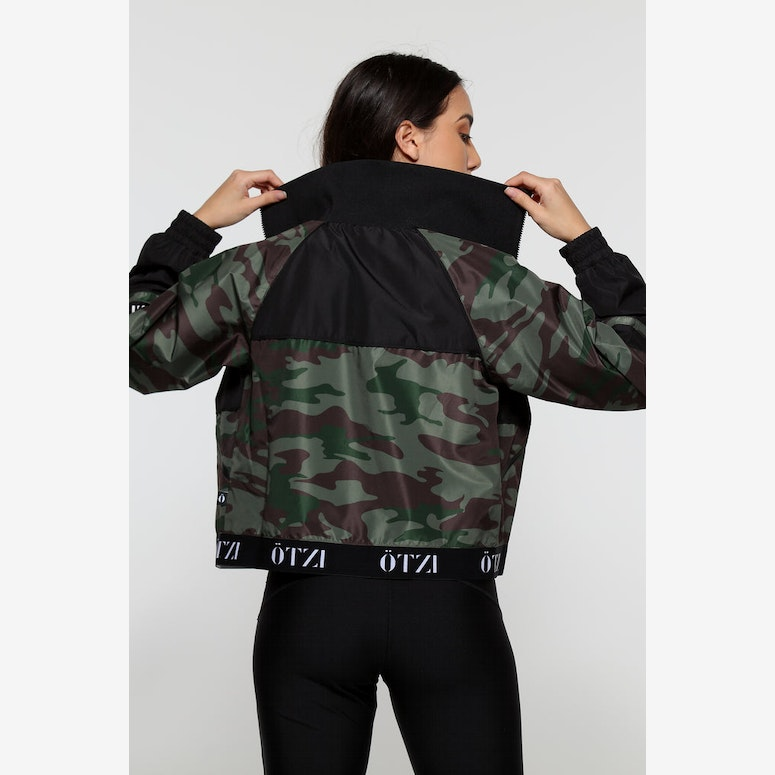 Ötzi Ignot Jacket Black/Camo