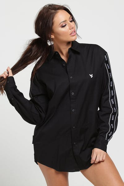 The Anti-Order Anti-Sprint L/S Shirt Black/White