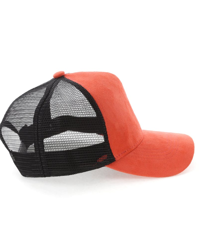 Elevn Clothing Co Trucker Hat Red/Black