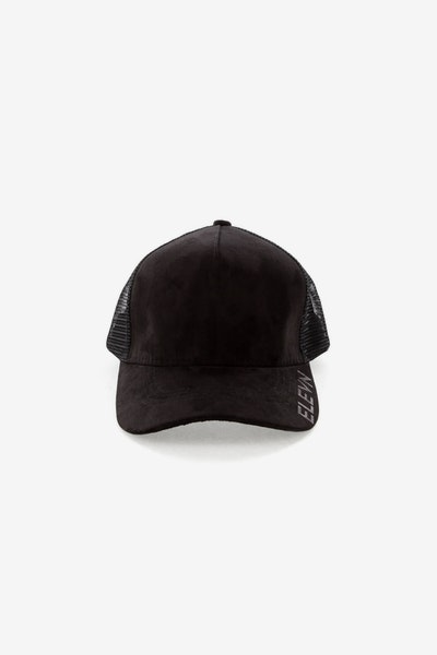 Elevn Clothing Co Trucker Hat Black