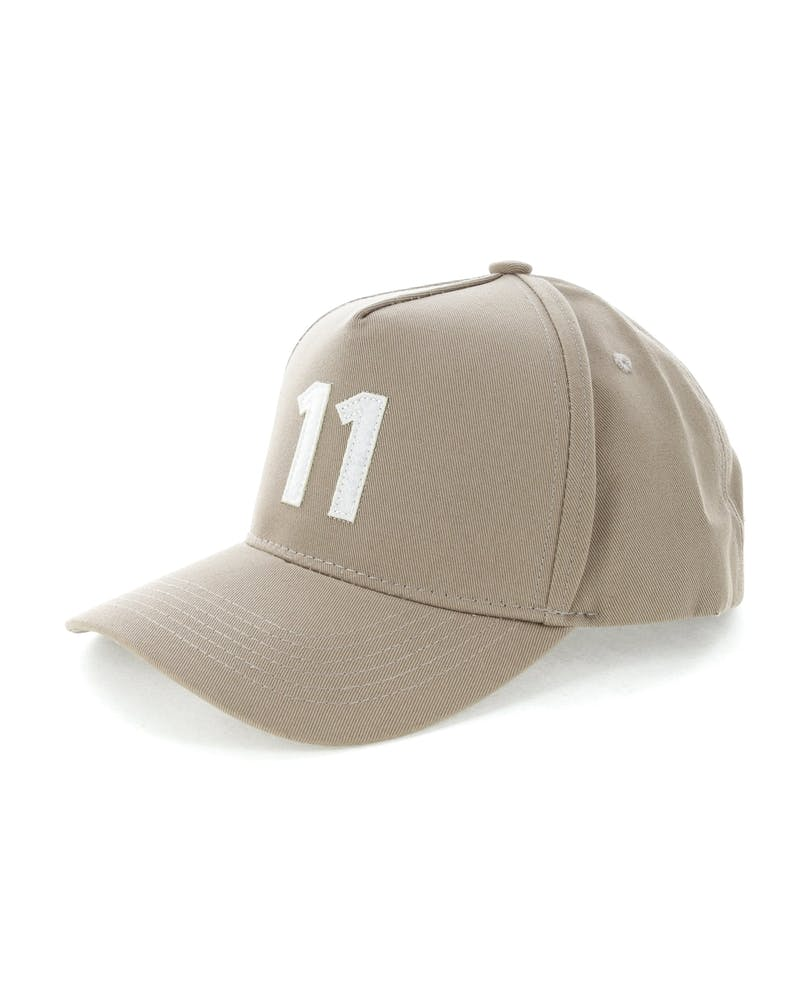 Elevn Clothing Co 11 Hat Beige